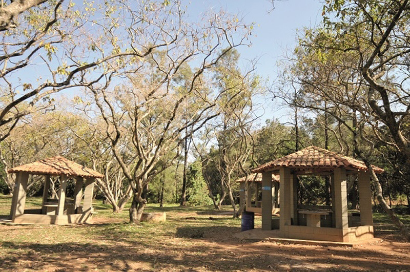 Parque Ecológico do Tietê Reserva de Quiosque