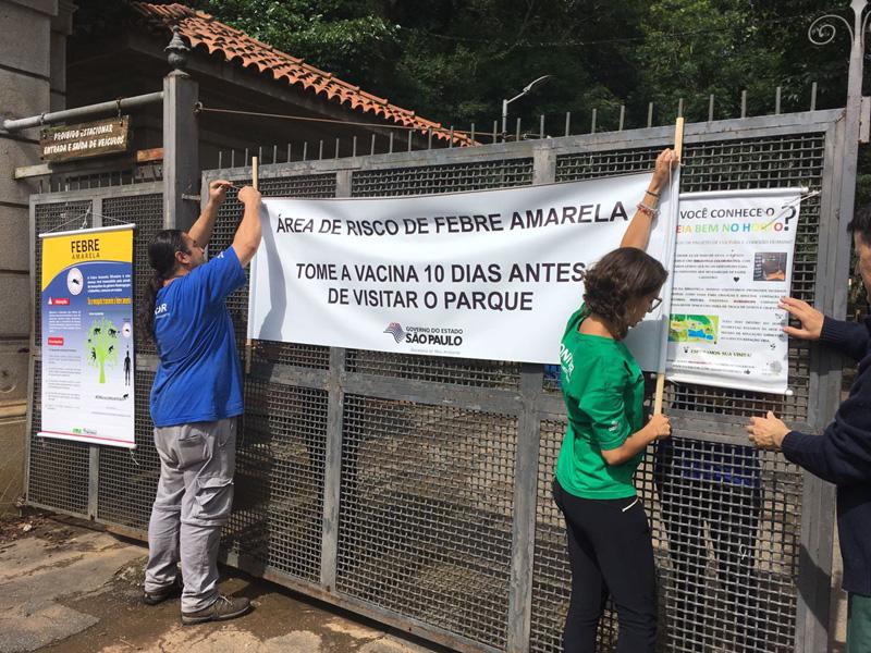 Governo anuncia reabertura do Parque Ecológico do Tietê após casos de febre amarela